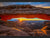 Mesa Arch and the La Sal Mountains