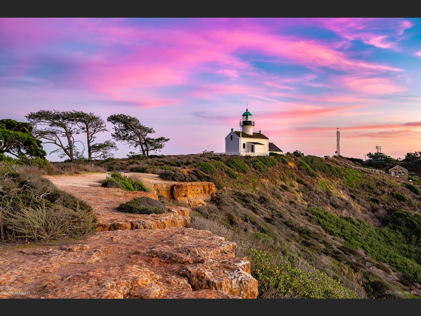 Old Point Loma Twilight