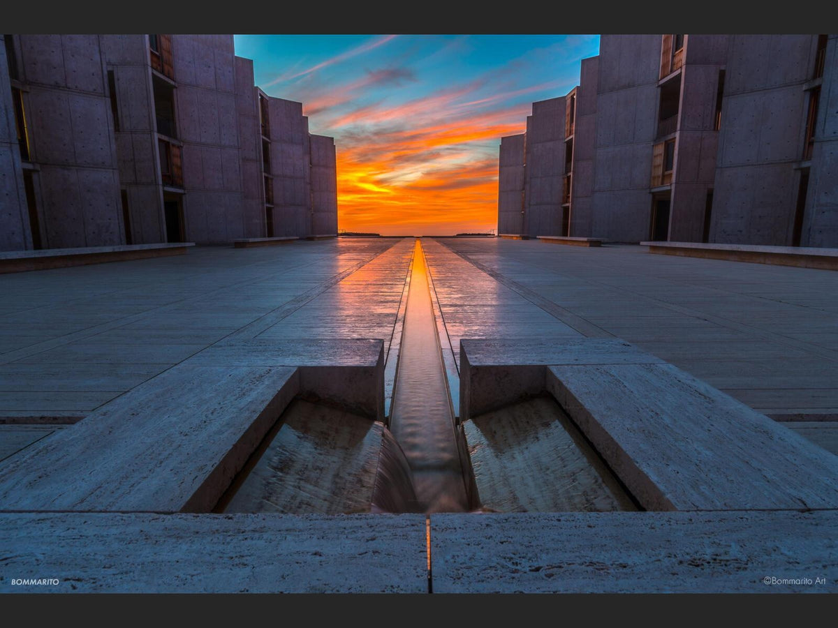Salk Sunset 2