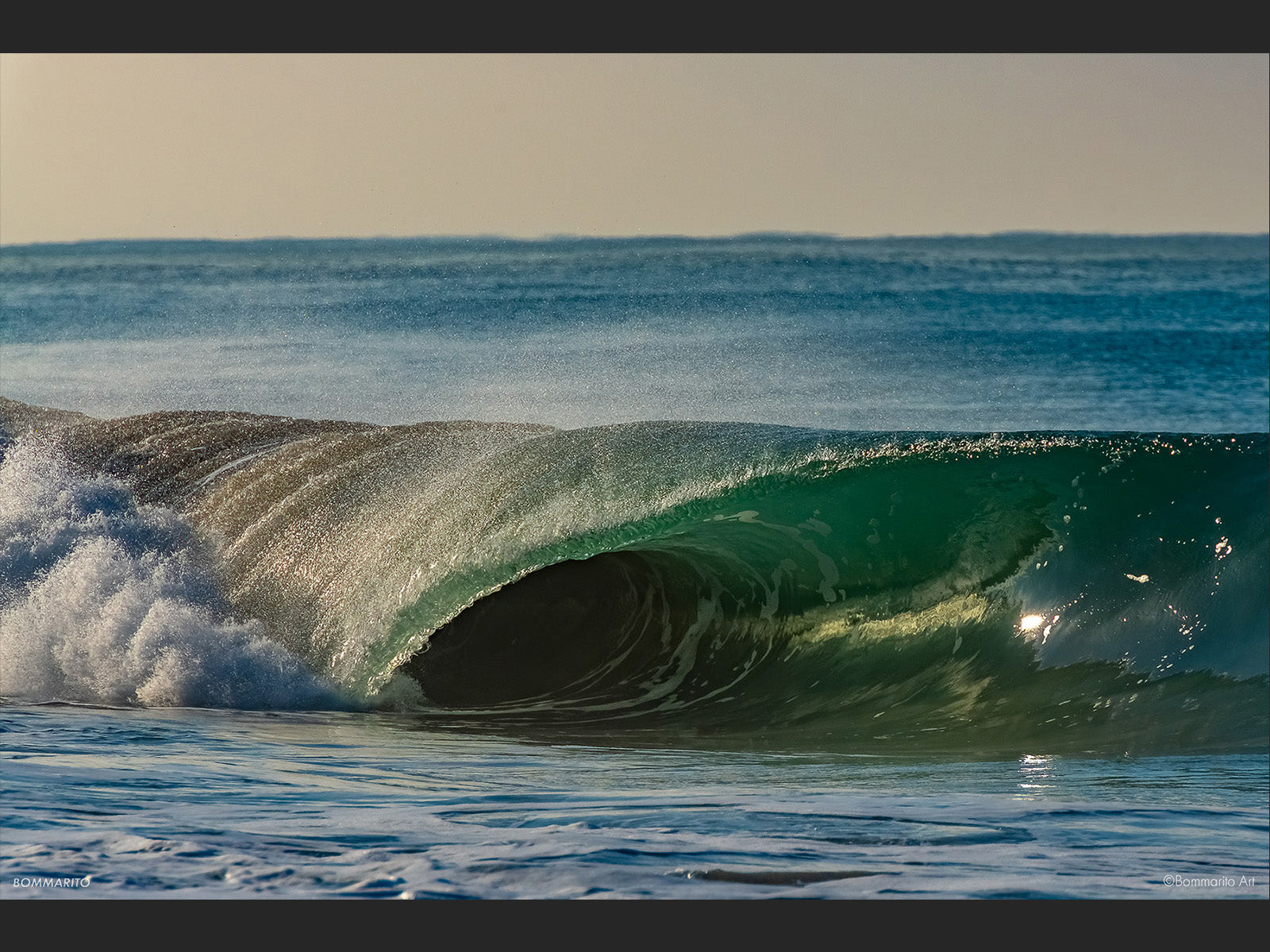 Sublime Shorebreak