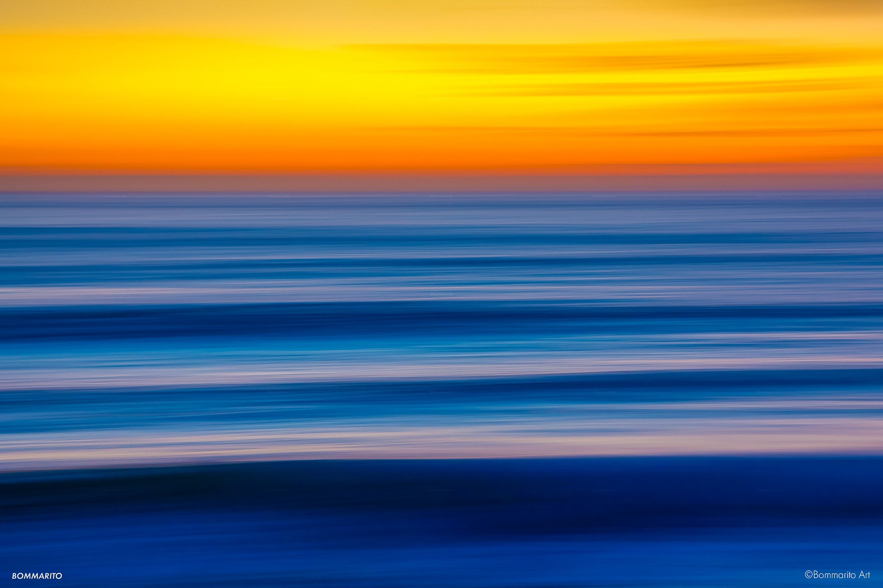 Sunset Swells