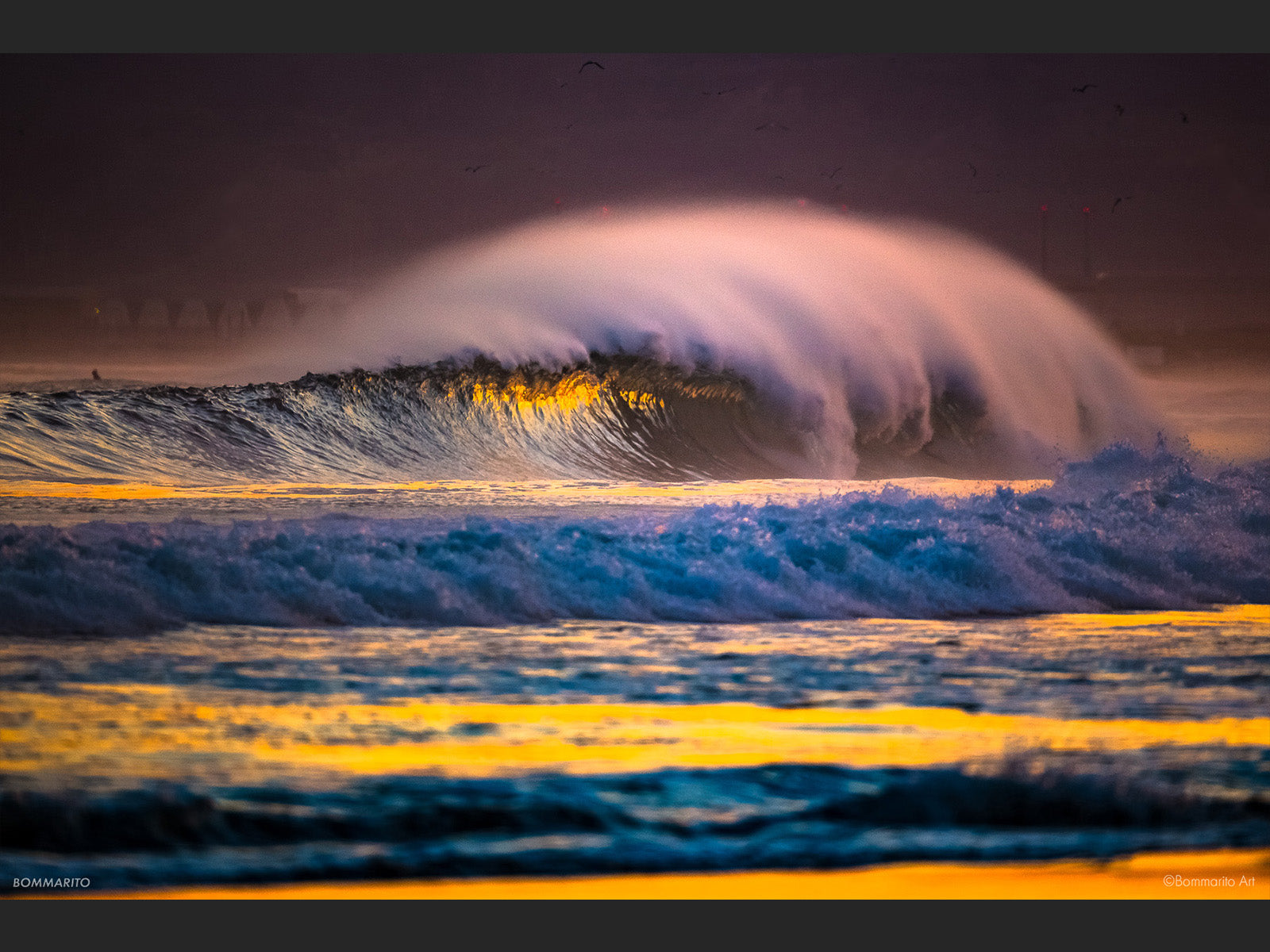 Twilight Swell
