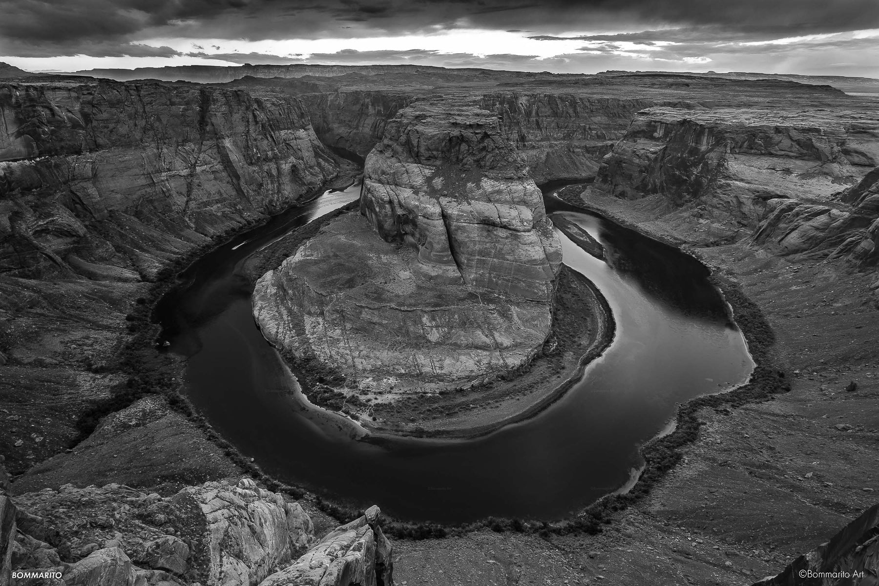 The Horseshoe Bend