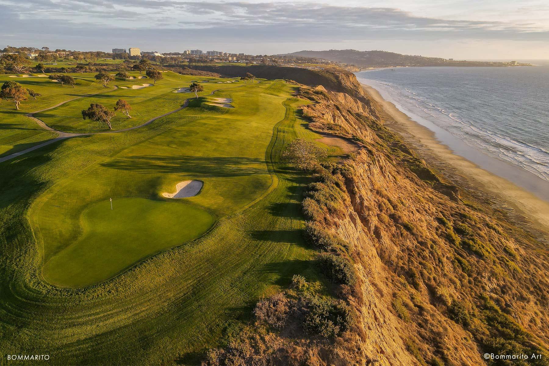 Torrey South Hole #4 - Golden Hour
