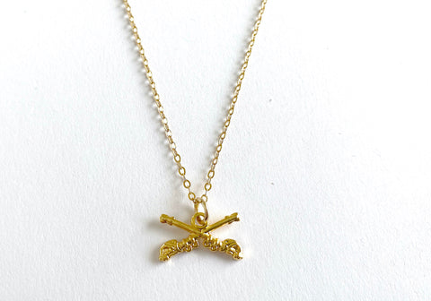 Cavalry Charm Necklace