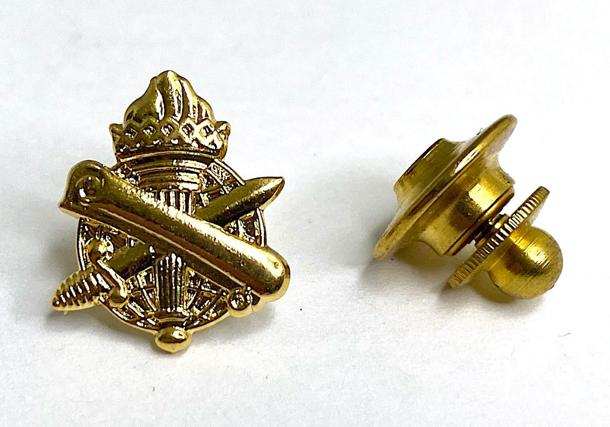 Civil Affairs Lapel Pin