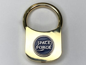 Space Force Keychain