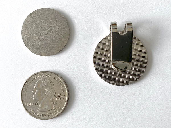 Chaplain Corps Cross Golf Hat Clip and Ball Marker