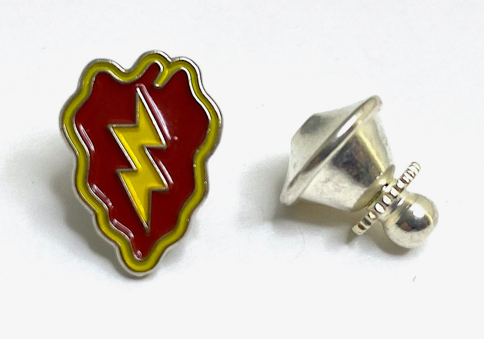 25th Infantry Division Lapel Pin