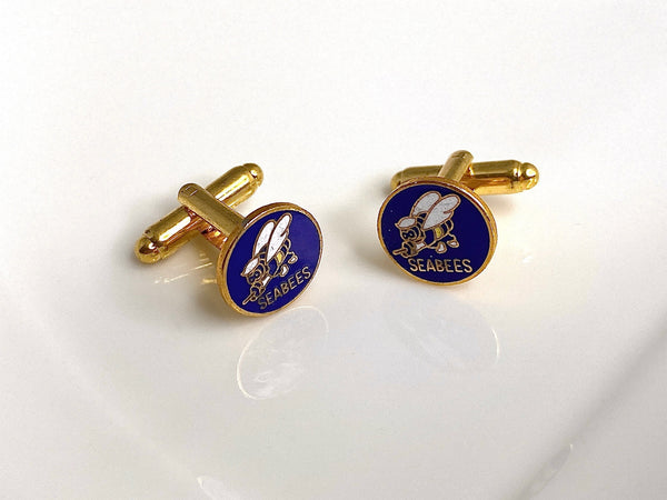 Seabees Limited Edition Cufflinks
