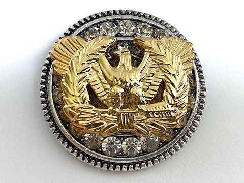 Warrant Officer Limited Edition Brooch BR418
