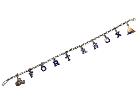 WWII-era Vintage Sweetheart Bracelet | Fort Knox VB6
