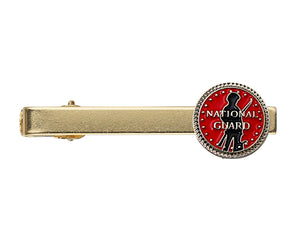 National Guard Tie Bar