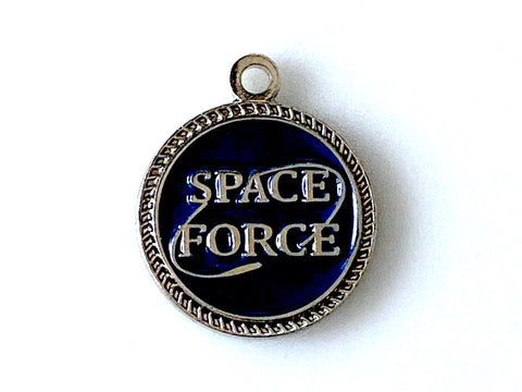 HDL Space Force Charm