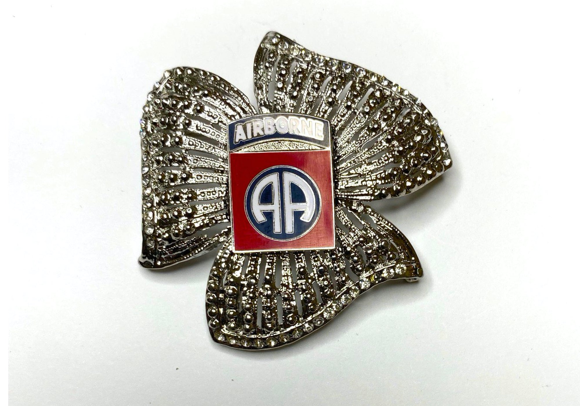 82nd Airborne Limited Edition Brooch BR335