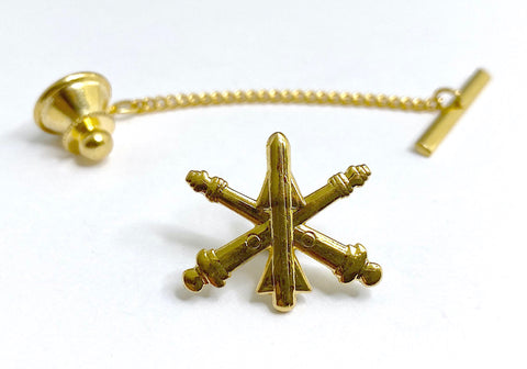 Air Defense Artillery Tie Tack
