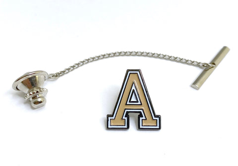 "West Point Athletic Block ""A"" Tie Tack"