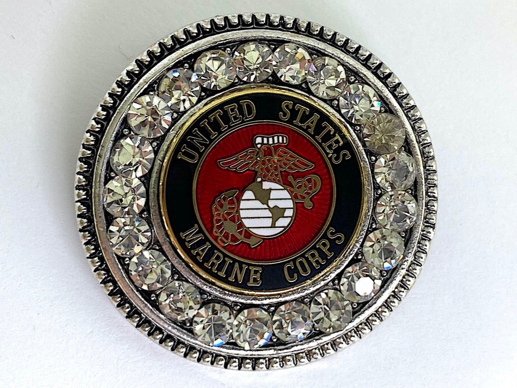 US Marine Corps Limited Edition Brooch BR423