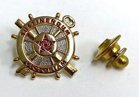 Logistics Lapel Pin