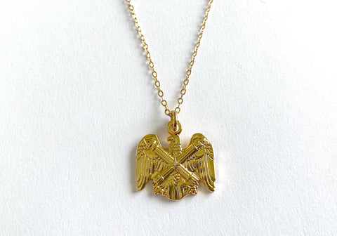 National Guard Bureau Charm Necklace