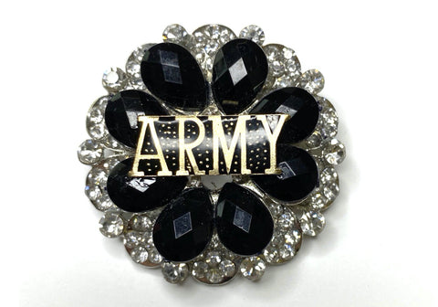 Army Limited Edition Brooch BR340