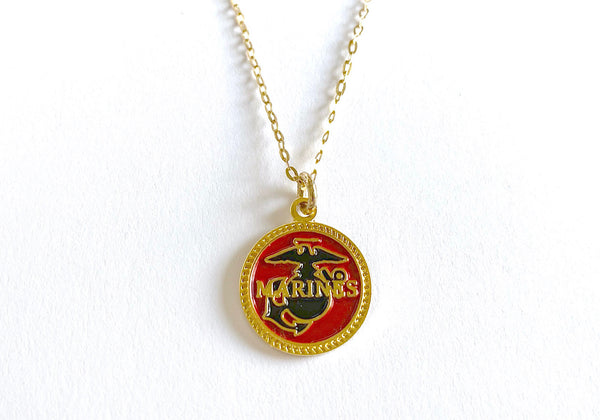 Marine Charm Necklace