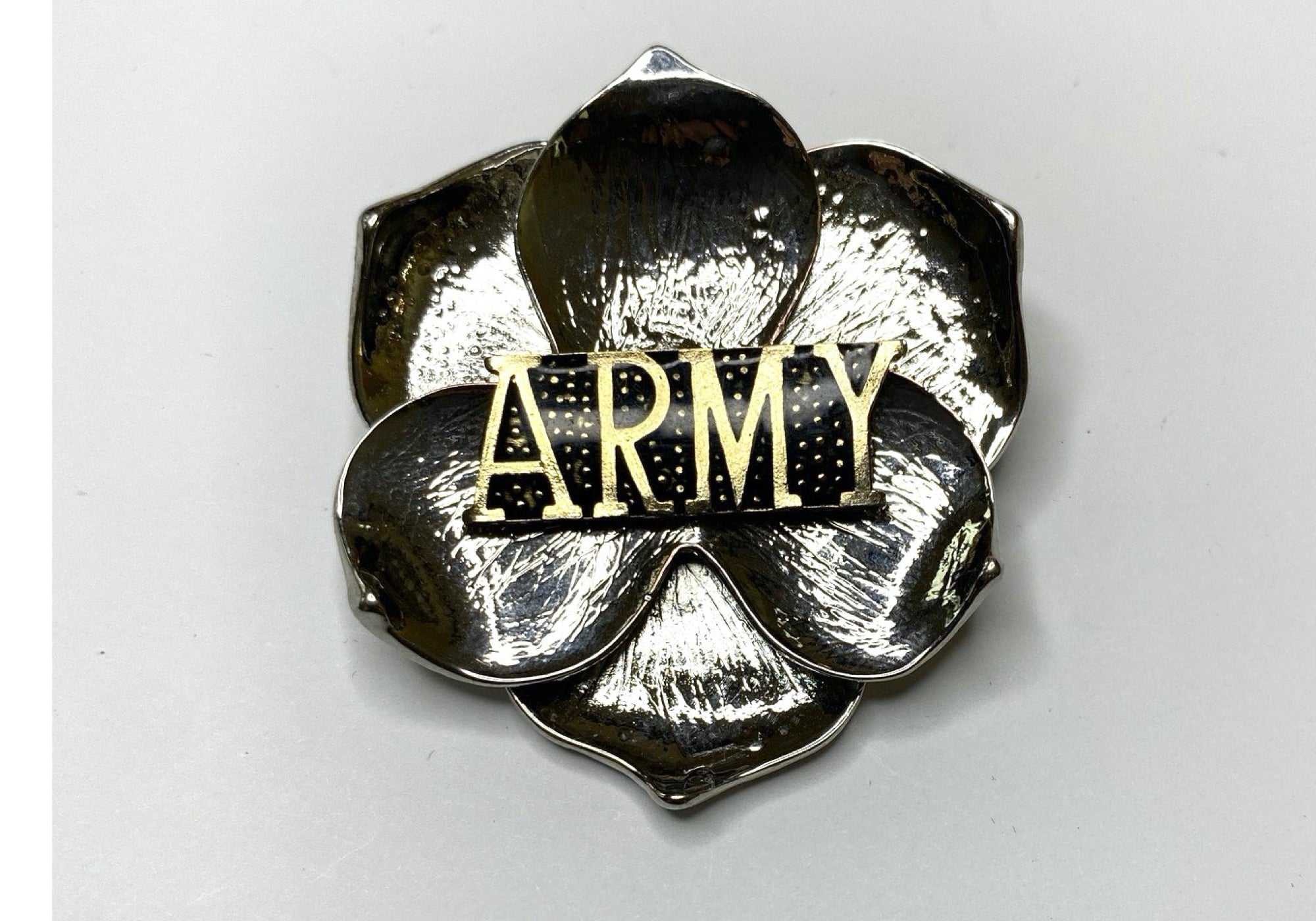 Army Limited Edition Brooch BR339