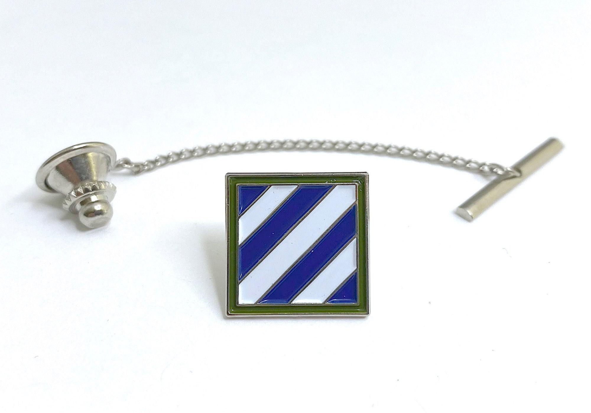 3rd Infantry Division Tie Tack