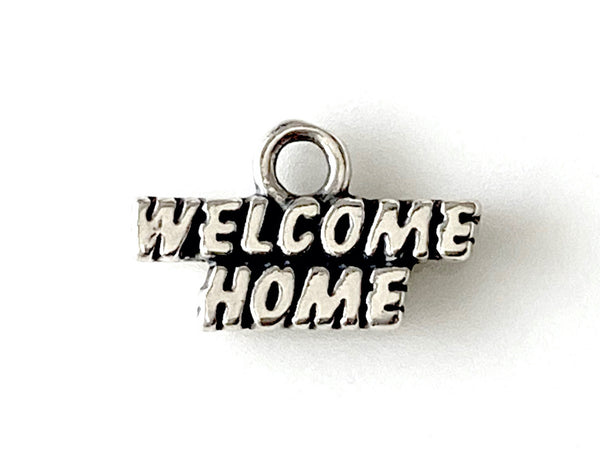 Welcome Home Charm