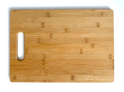 Custom Cutting Board Rectangle