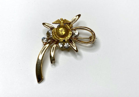 United States Marine Corps Reserves One of a Kind Brooch BR328