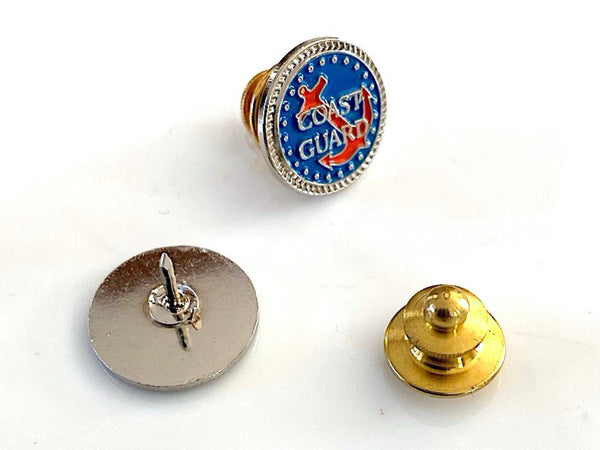 Coast Guard Lapel Pin