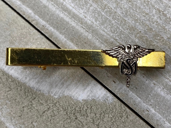 Medical Service Corps Tie Bar