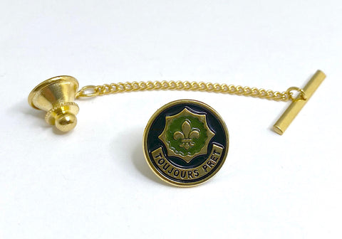 2nd Cavalry Regiment Tie Tack