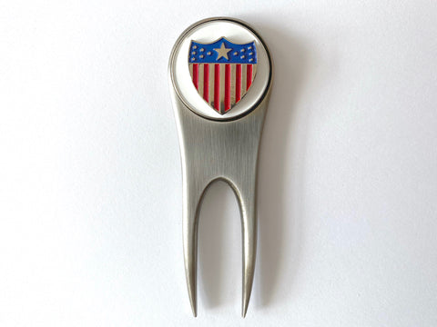 Adjutant General's Corps (AG) Golf Divot Tool and Ball Marker