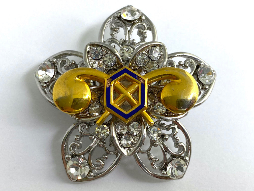 Chemical Corps Limited Edition Brooch BR416
