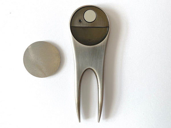National Guard Golf Divot Tool and Ball Marker