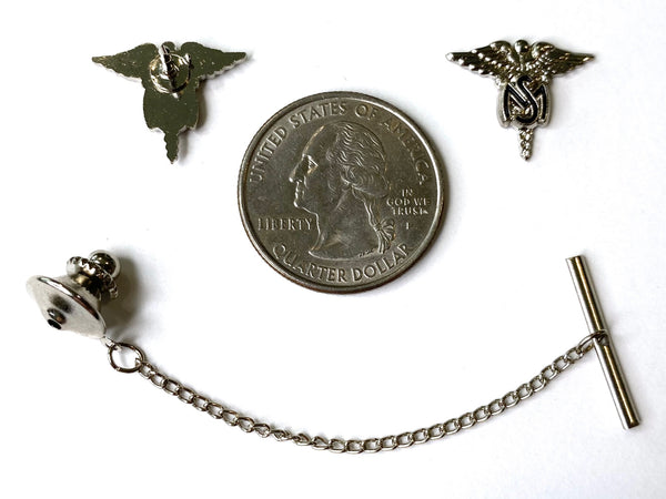 Medical Service Corps Tie Tack