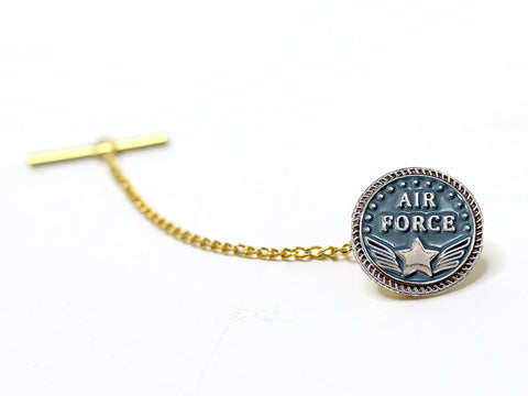 Air Force Gold Tie Tack