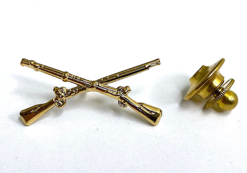 Infantry Lapel Pin
