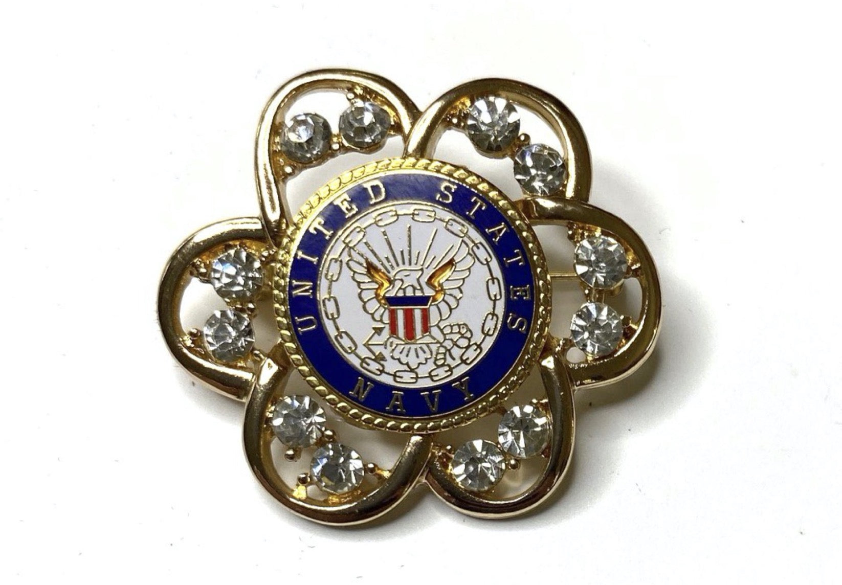 US Navy One of a Kind Brooch BR322