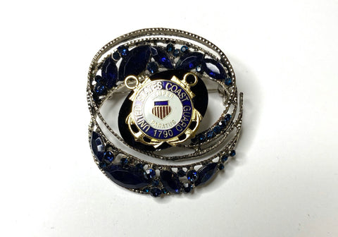 United States Coast Guard Brooch BR343