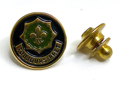 2nd Cavalry Regiment Lapel Pin