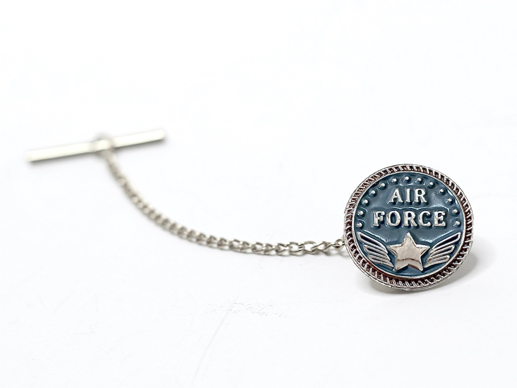 Air Force Silver Tie Tack