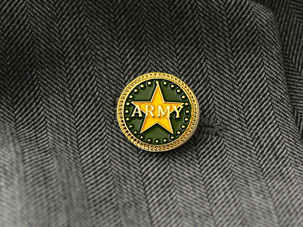 Army Lapel Pin