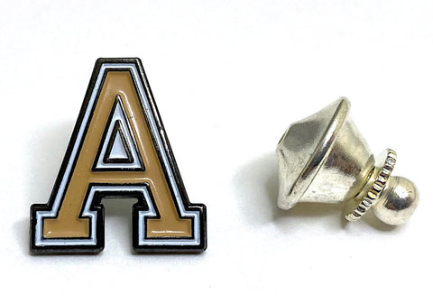 "West Point Athletic Block ""A"" Lapel Pin"