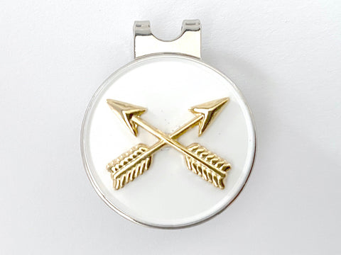 Special Forces Golf Hat Clip and Ball Marker