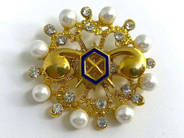 Chemical Corps Limited Edition Brooch BR415