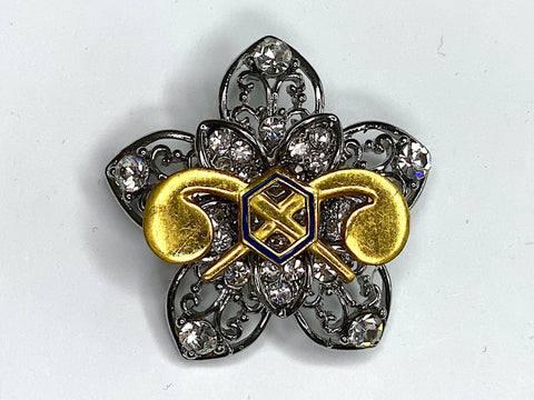 Chemical Corps Limited Edition Brooch BR172