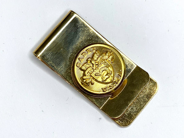 USMA Large Button Money Clip | Limited Edition BR191